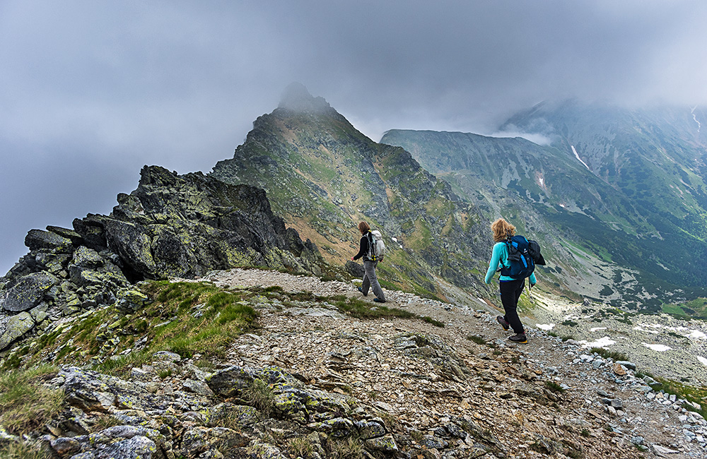 self-guided tramping and rambling tours in poland
