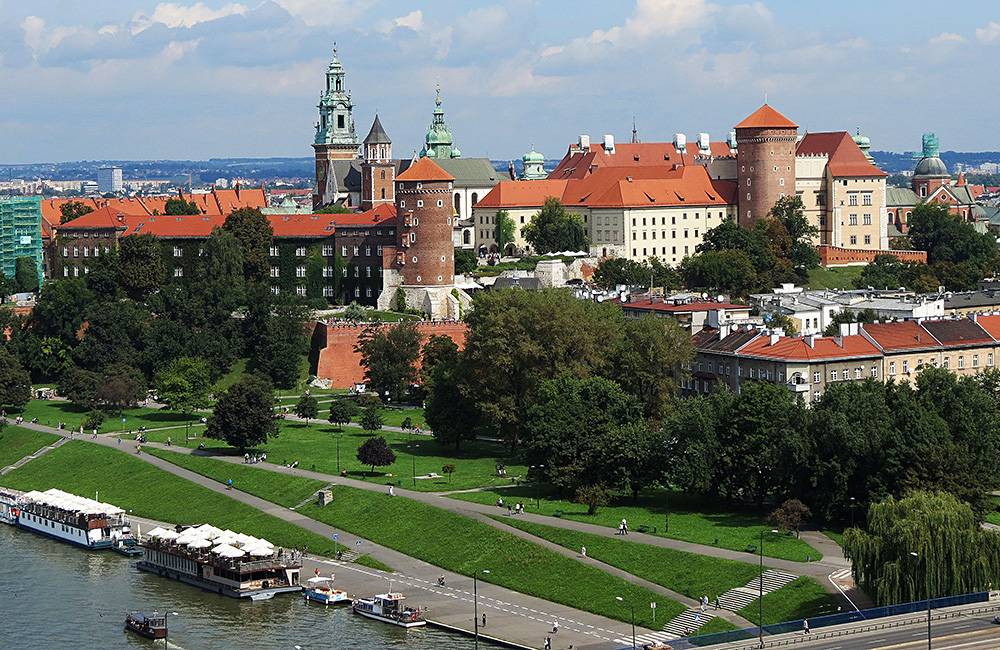 poland self-guided walking and trekking