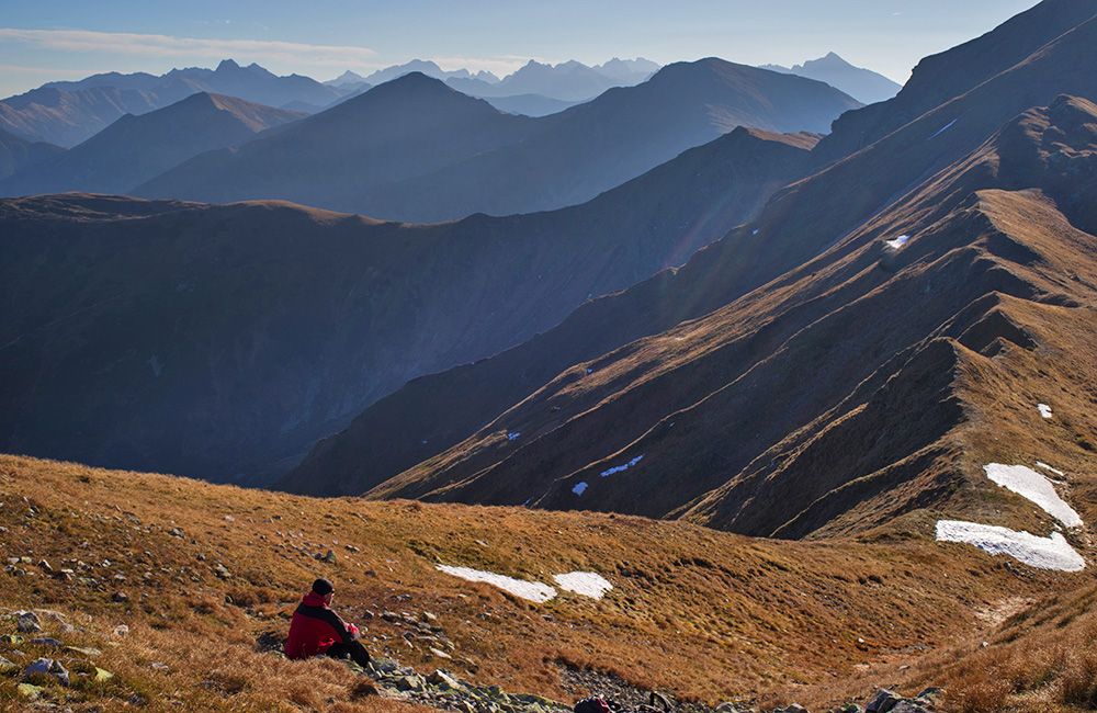 unguided rambling and tramping in poland