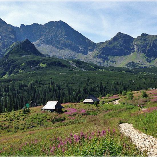 poland self-guided hiking and walking tours