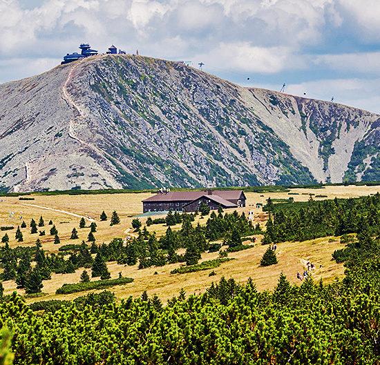 giant krkonose mountains walking and hiking tours