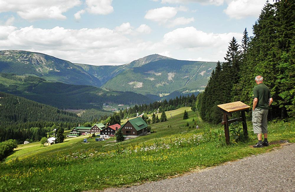 giant mountains inn to inn walking tour