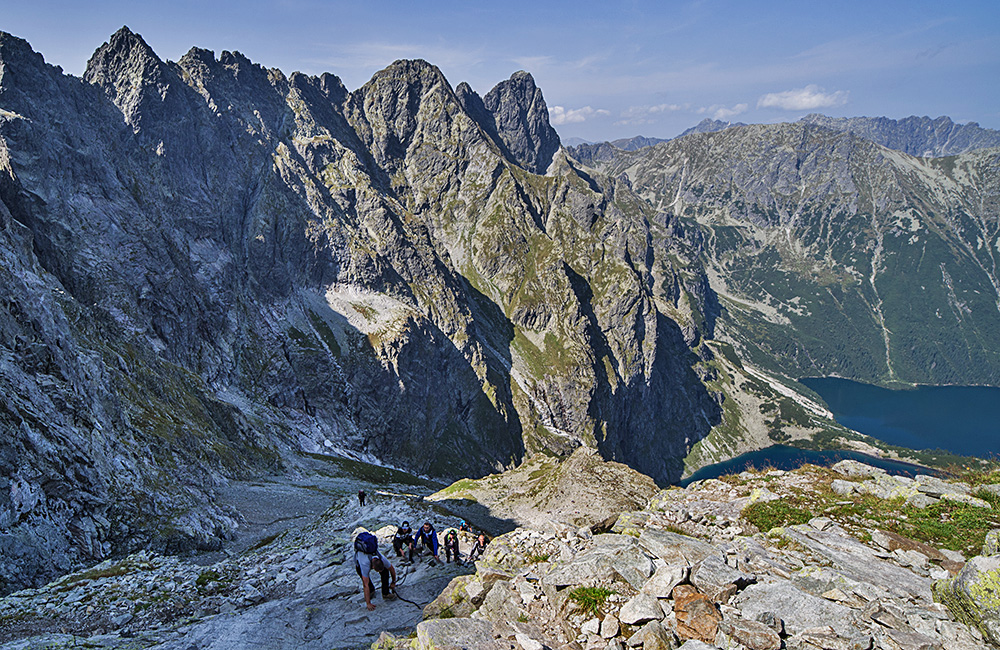 self-guided walking tours in poland
