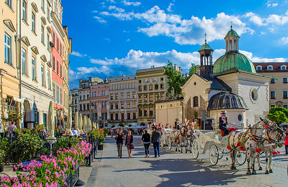 walking and trekking in poland and carpathians
