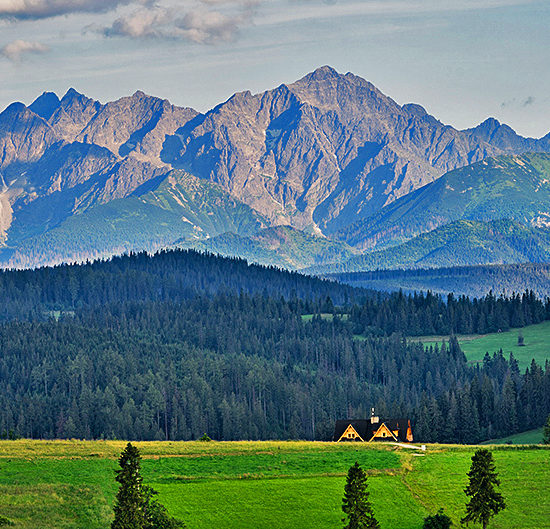 self-guided hiking tours in poland, carpathians, high tatras, pieniny