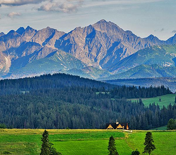 self-guided hiking tours in poland, carpathians, high tatras, pieniny
