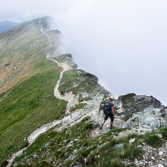 independent trekking in the polish high tatras
