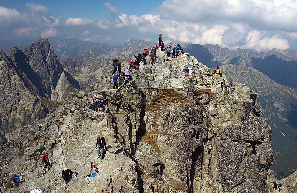 poland high tatras self-guided walks