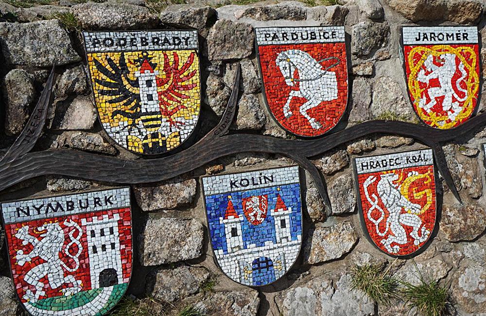 krkonose (giant mountains) self-guided walking tour