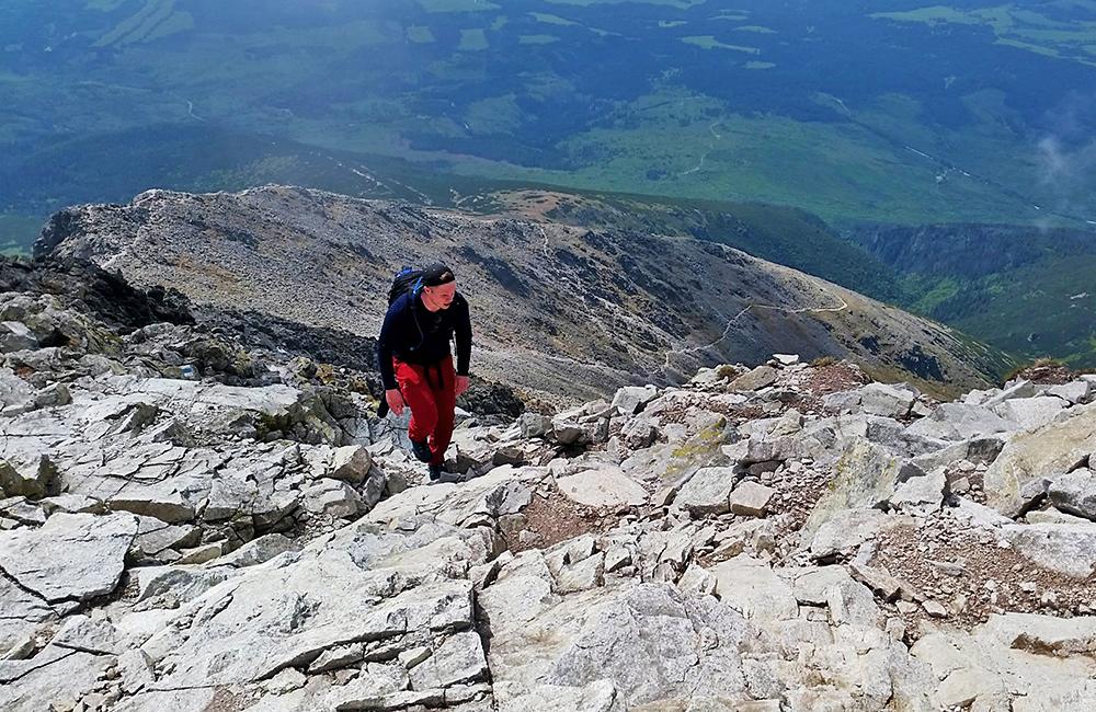 slovakia trekking tours in high tatras