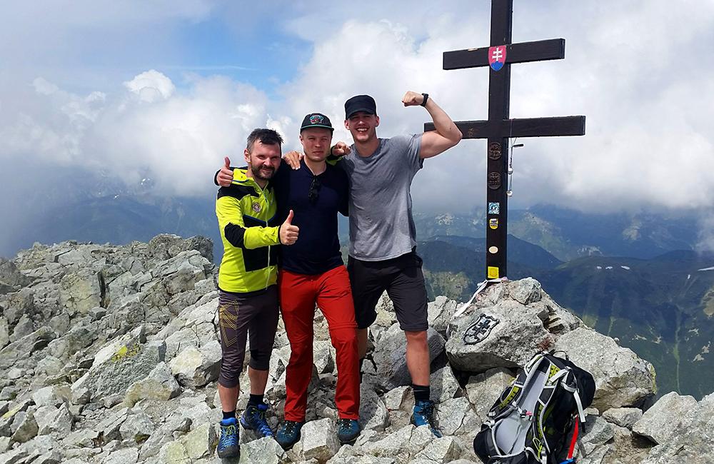 high tatra hiking and trekking holidays in slovakia
