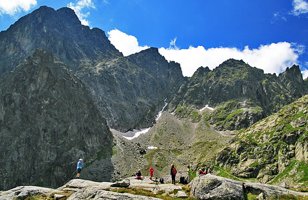 high tatras self-guided hiking tour in slovakia