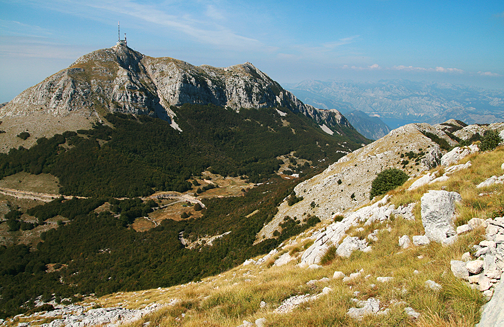 self-guided rambling and hiking treks in montenegro