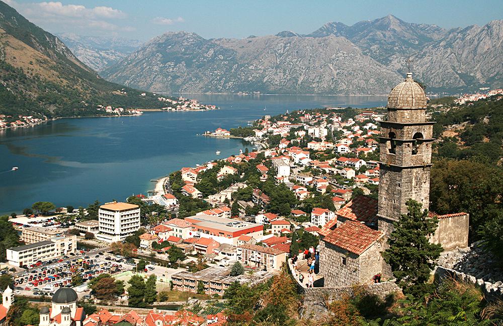 montenegro hiking and trekking unguided tours