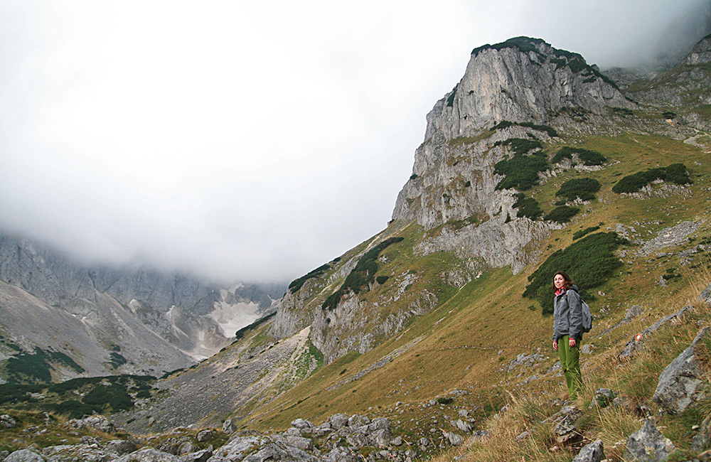 durmitor self-guided hiking and trekking
