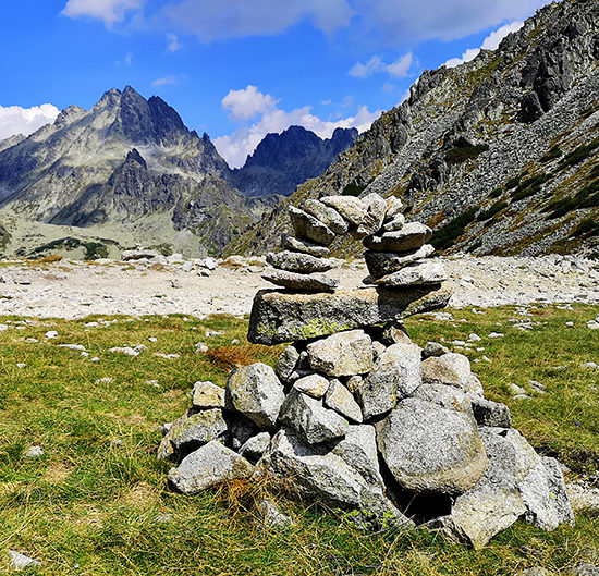 high tatra self-guided hiking slovenia