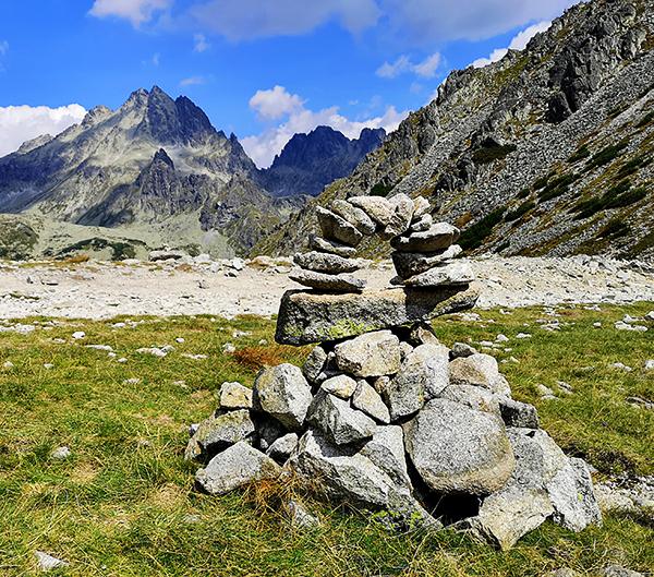 high tatra self-guided hiking slovenia