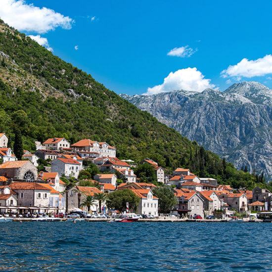 independent walking, trekking and rambling in montenegro
