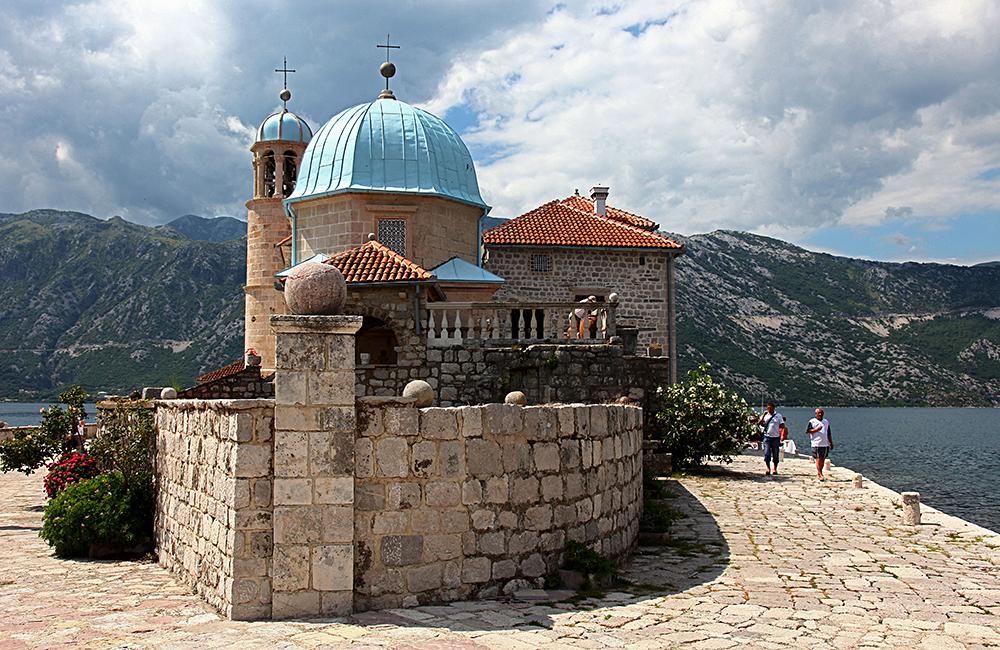 hiking and trekking holidays around the bay of kotor in montenegro