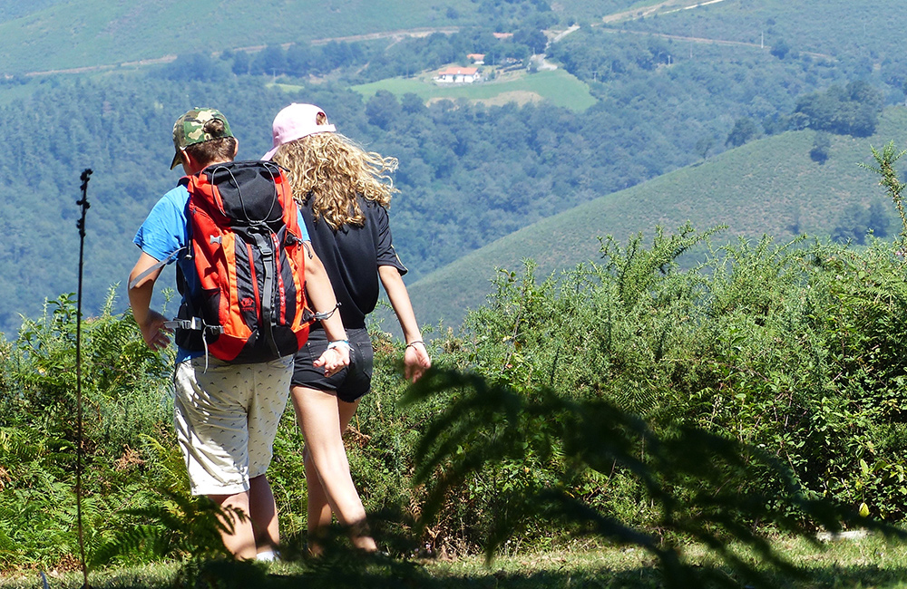 gr10 unguided rambling in france