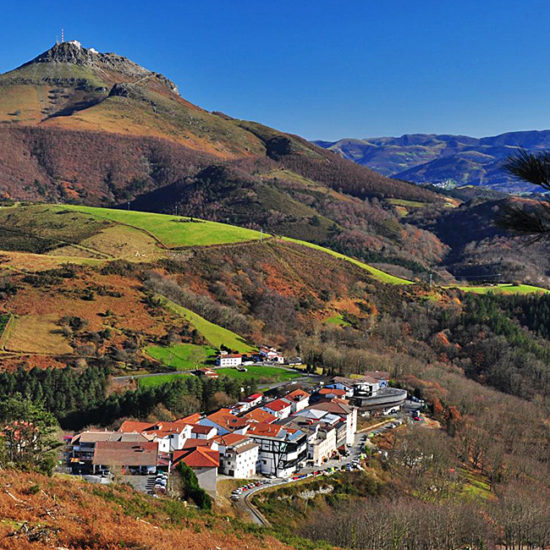 france basque country self-guided walking