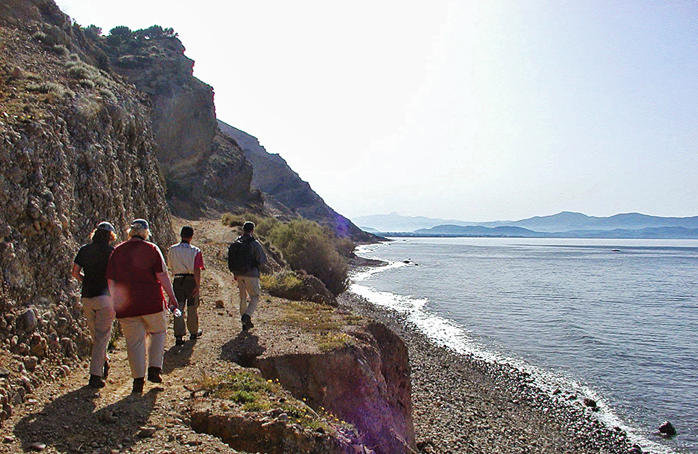 crete self-guided walking vacations, greece