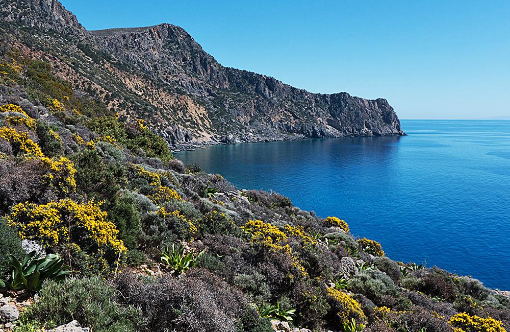 crete unguided trekking tour
