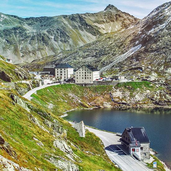 via francigena inn to inn trekking in switzerland
