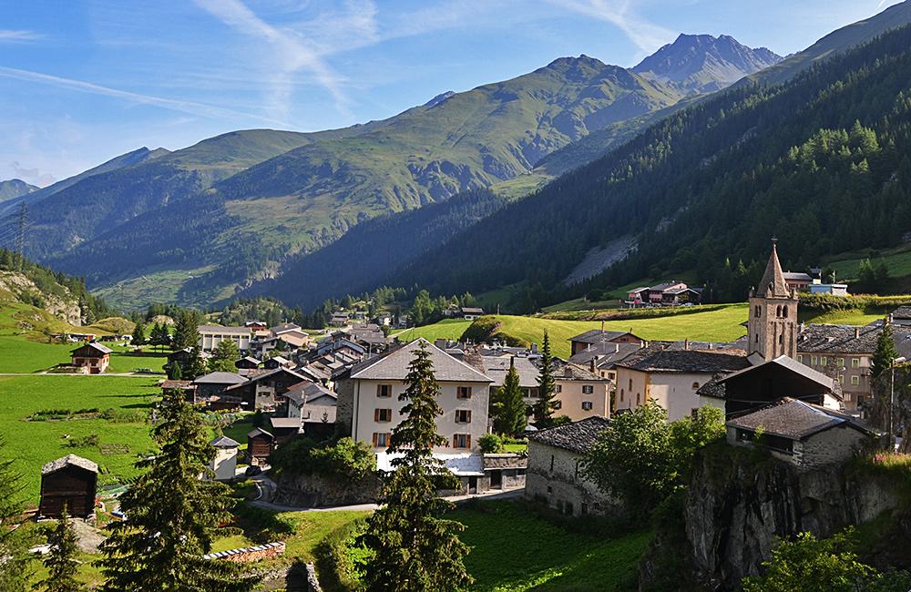 via francigena inn to inn walking in switzerland