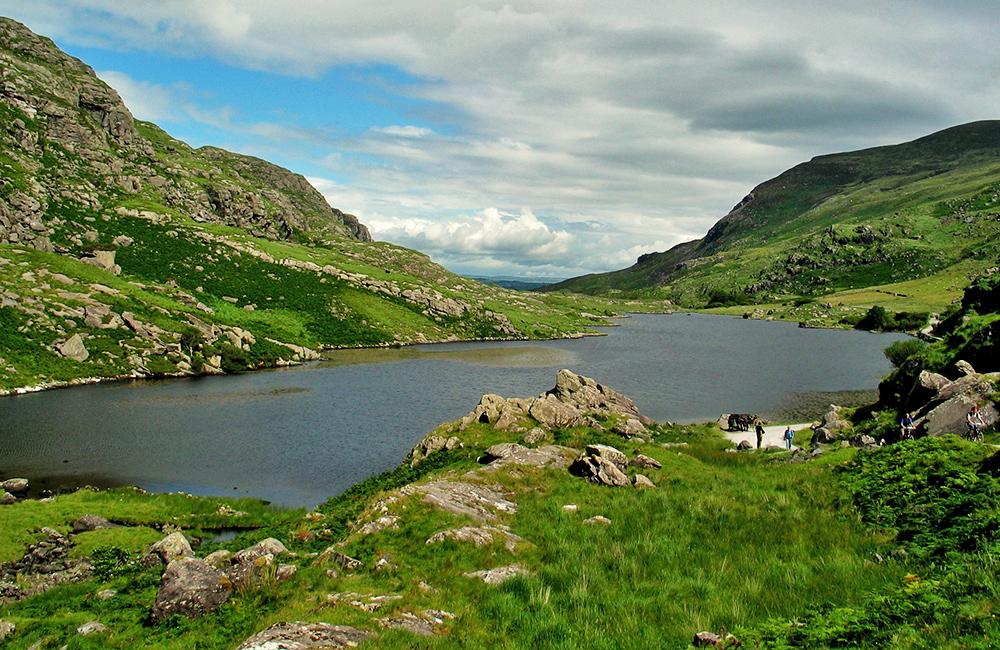ireland unguided walking and hiking tours