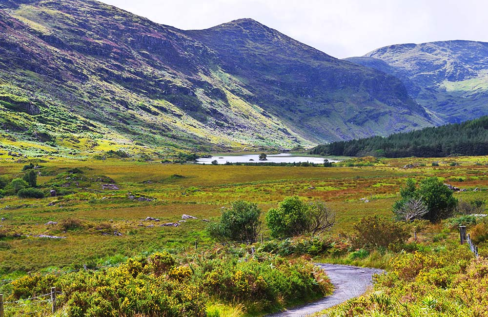 ireland independent trekking, kerry way