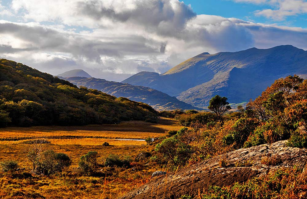ireland self-guided walking and hiking tours