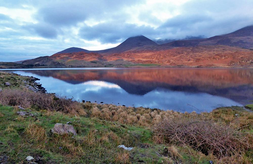 kerry way inn to inn trekking in ireland