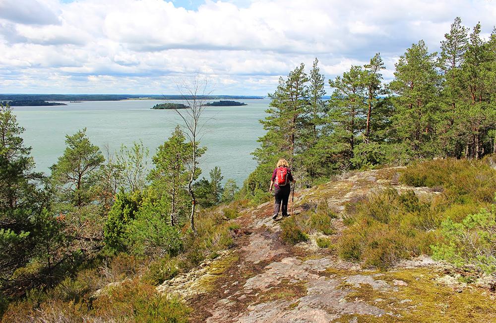 sörmlandsleden self-guided hiking in sweden