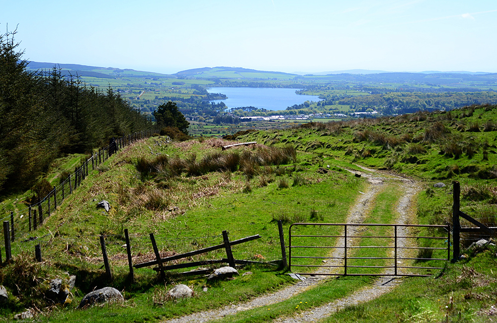 wicklow way self-guided walking holidays in ireland