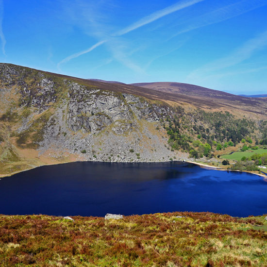 wicklow way self-guided walking and hiking in ireland