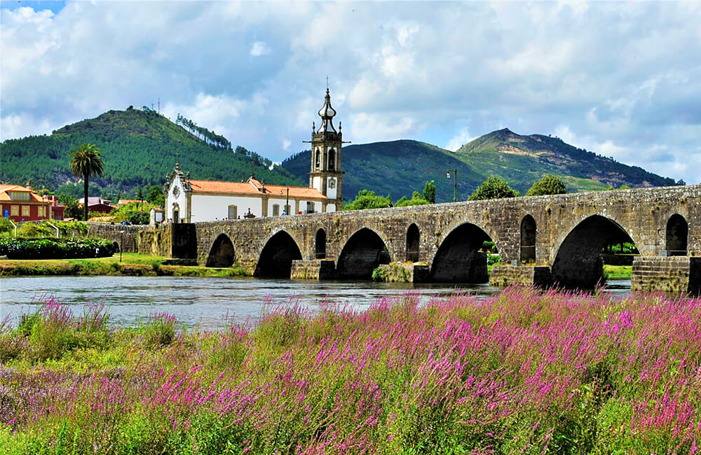 portuguese way self-guided trekking