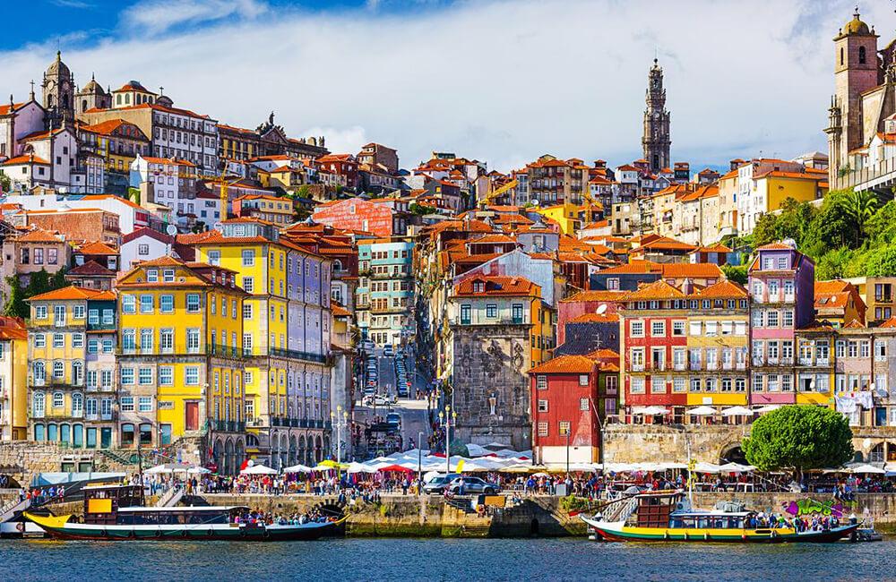 camino portuguese self-guided walking