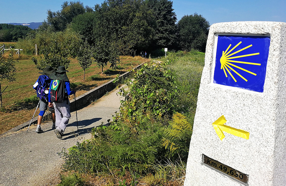 self-guided walking and hiking in portugal along the portuguese way
