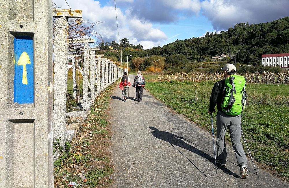 portuguese self-guided walking tour in portugal
