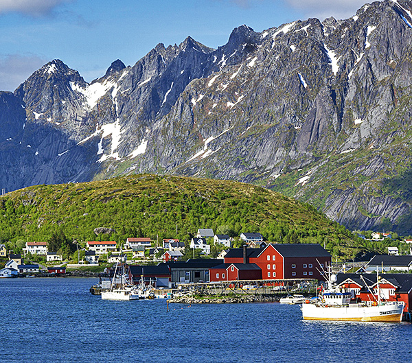 norway self-guided hiking and independent trekking and walking tours