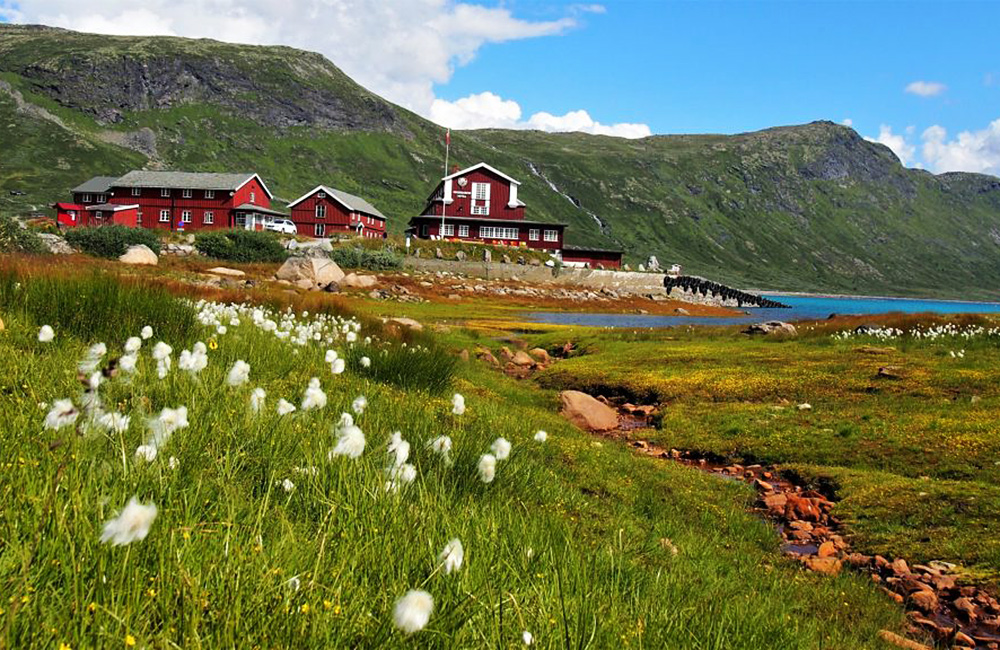 norway self-guided and independent trekking, jotunheimen