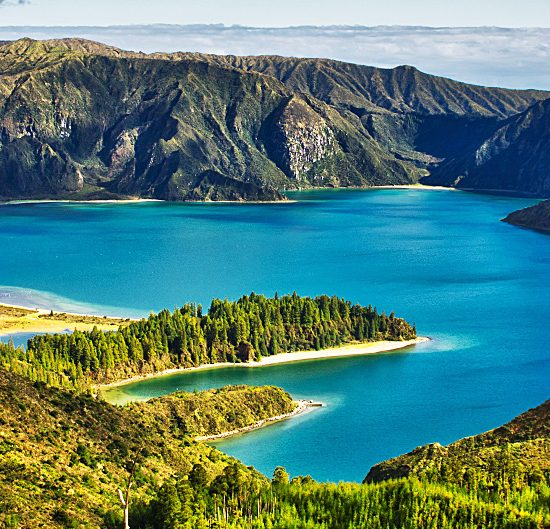 azores, self-guided hiking on são miguel