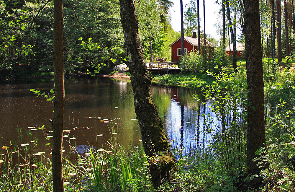 sweden trekking and walking vacations, halland