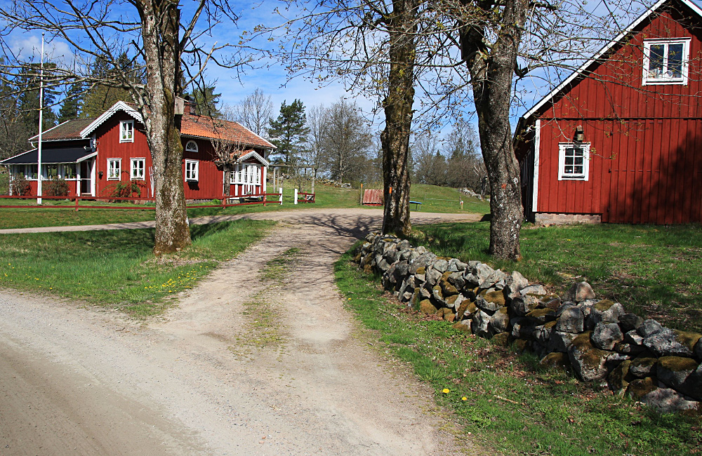sweden self-guided walking tours, halland trail