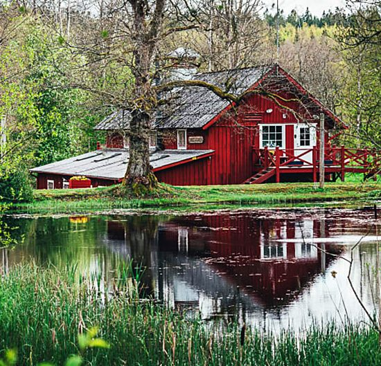halland trail self-guided hiking tour, sweden