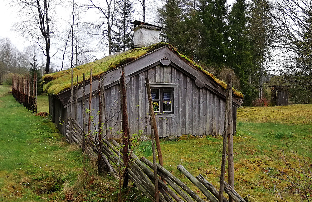 hallnd trail inn to inn trekking holidays, sweden