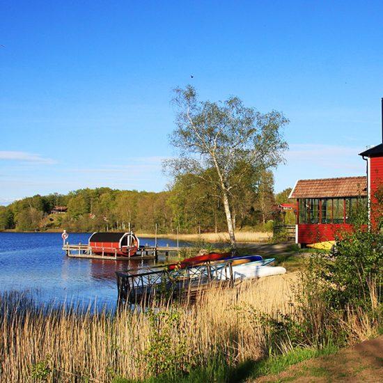 independent walking tours in sweden, halland