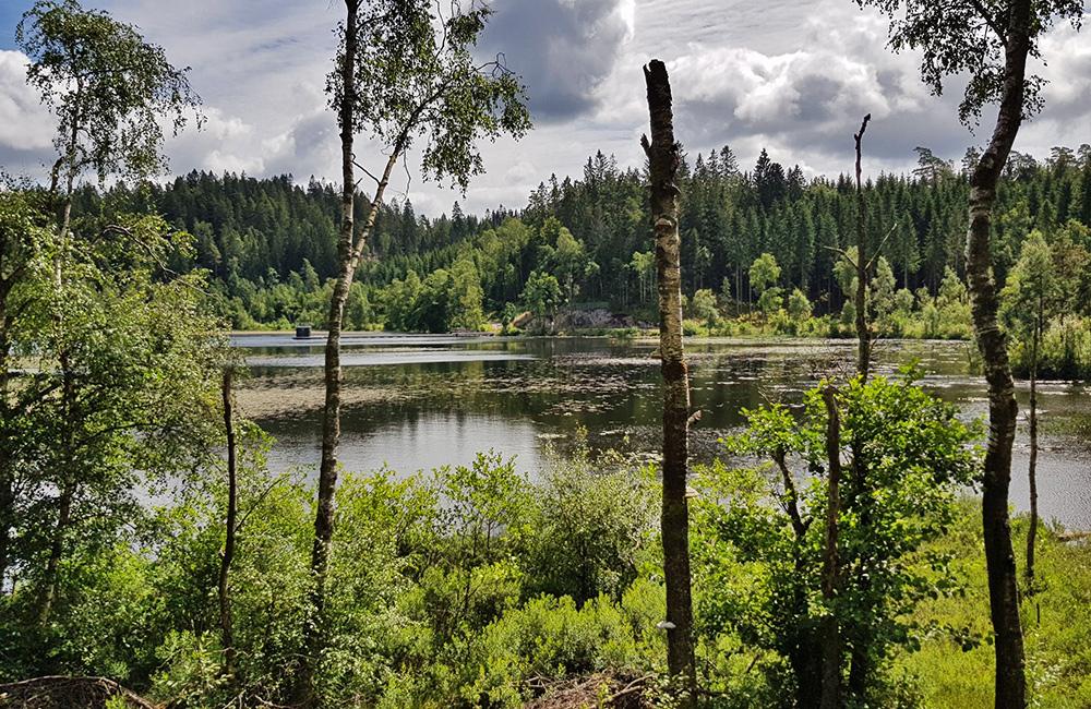 halland trail self-guided trekking tours, sweden